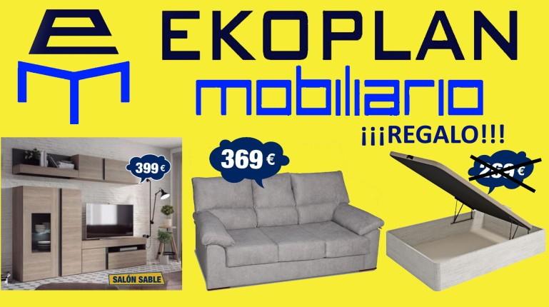 Los m s baratos en muebles colchones canap s la aldaba for Los muebles mas baratos
